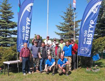 Mistrzostwa Koła 100 BISTYP w Dyscyplinie Spinningowej - Zegrze - 20.05.2017