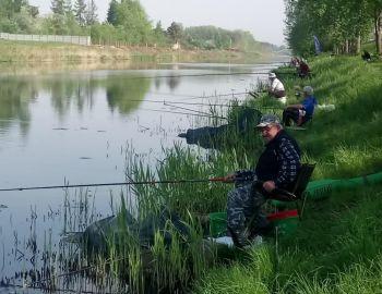 Mistrzostwa Koła Nr 100 BISTYP w Dyscyplinie Spławikowej II tura Białołęka Kanał  Żerański  29.04.2018r.