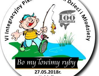 VI Integracyjny Piknik Wędkarski Dzieci i Młodzieży- Kobiałka 27.05.2018r.